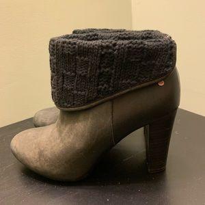 UGG winter booties. size 8.5.